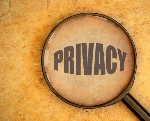 דיני הגנת הפרטיות