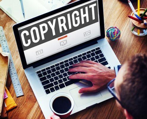זכויות יוצרים באינטרנט עורך דין עמית וולף
